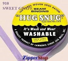 Hug snug - Seambinding - Sweet Grape