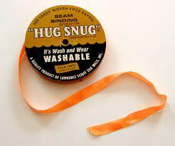 Hug snug - Seambinding - Ambrosia