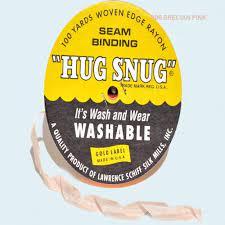 Hug snug - Seambinding - Lyric Rose