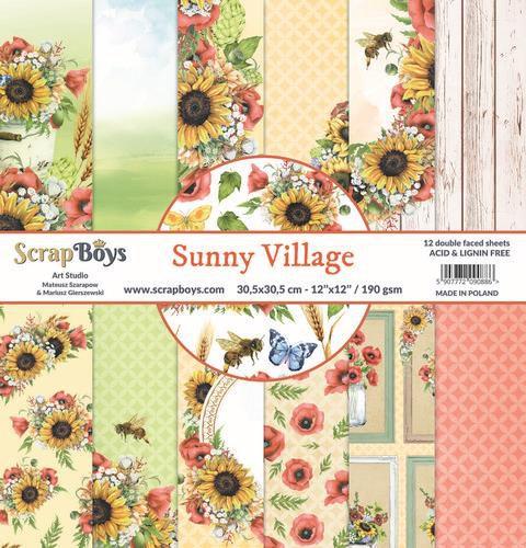 ScrapBoys - Sunny Village