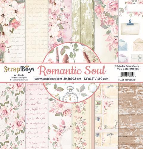 ScrapBoys - Romantic Soul
