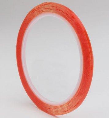 Crealies - Red sticky tape 3 mm