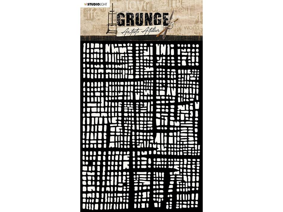 Studio Light • Grunge - Artist`s Atelier Mask Burlap