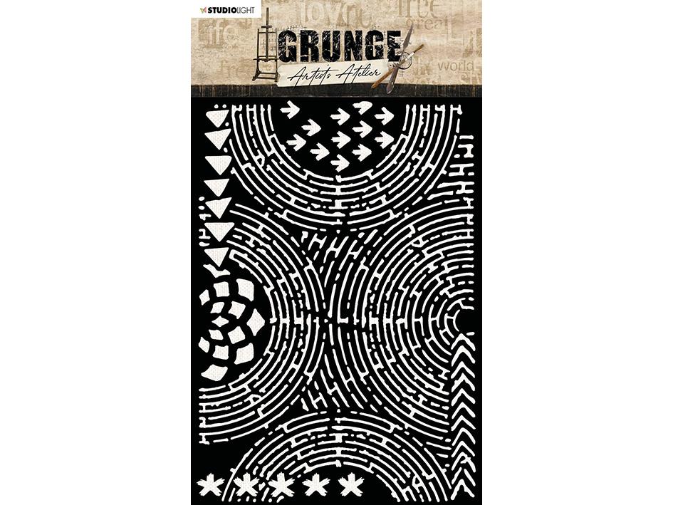 Studio Light • Grunge - Artist`s Atelier Mask Circles