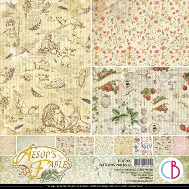 Ciao Bella - Aesops Fables - 8 design