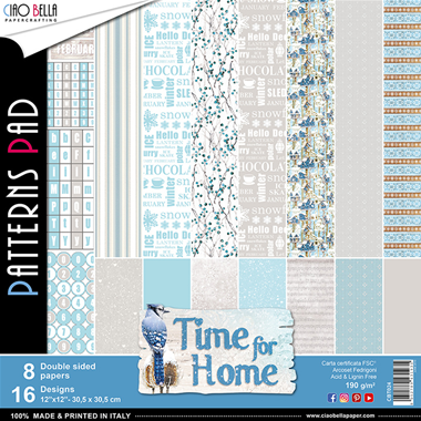Ciao Bella - Time for home - pattern