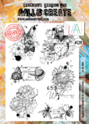 Aall&Create -In the wild #529 - A4 STAMPS -