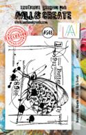 AAll&Create - Morpho- #548-  STAMP -