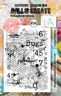 AAll&Create - Scripted Arthropods- #545-  STAMP -