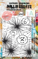 AAll&Create - Sparks of Nature- #542-  STAMP -