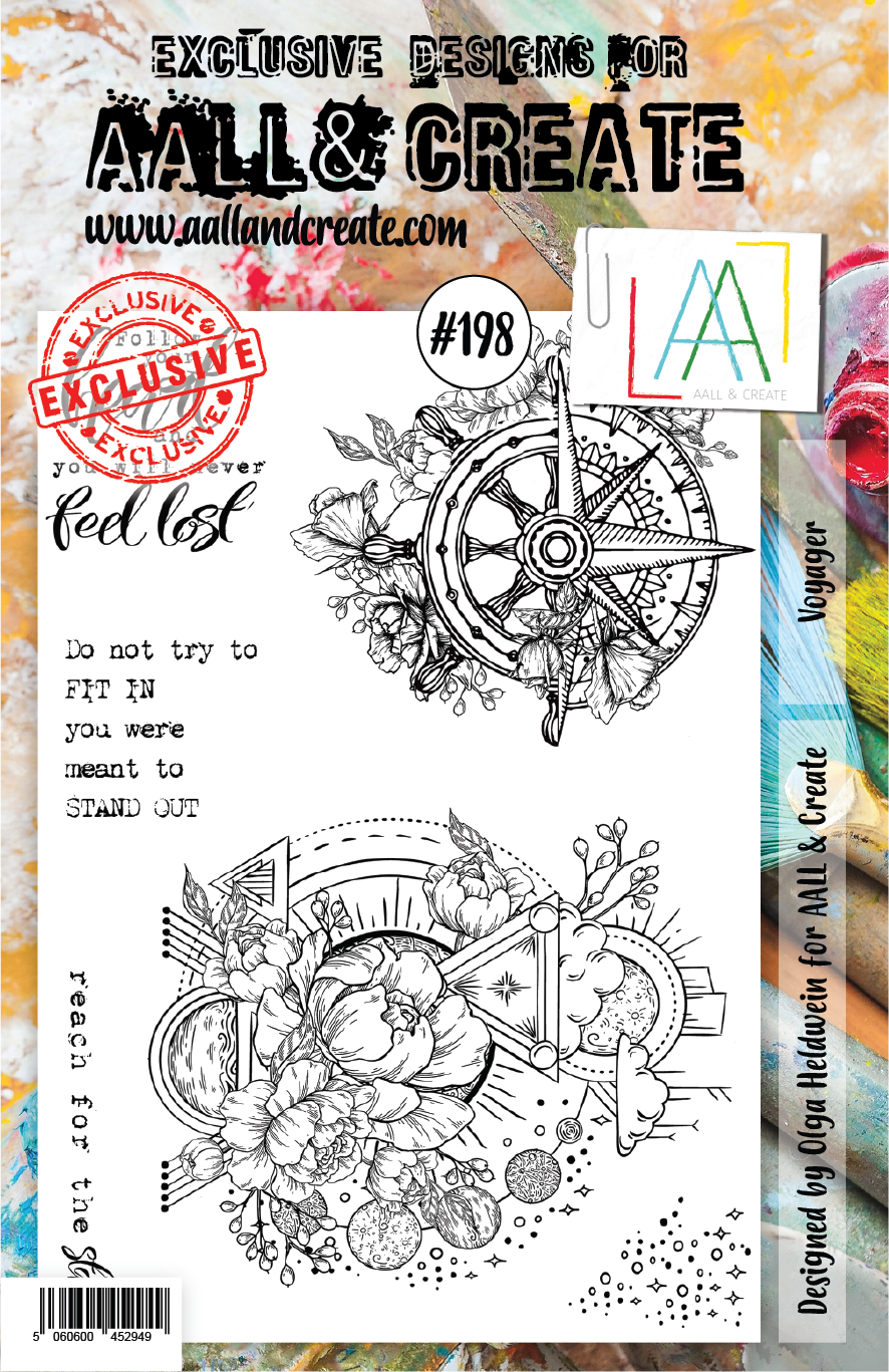 Aall&Create - A5 - #198 - Voyager
