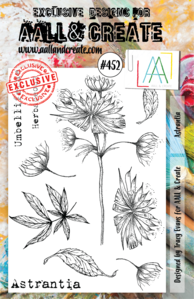 Aall&Create - A5 - #452 - Astrantia