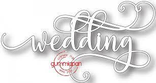 Gummiapan - Wedding