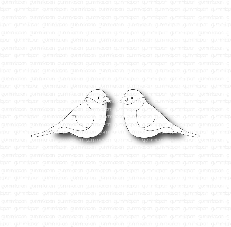 Gummiapan - Fugler - Dies