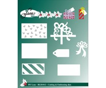 By Lene - Presents - Cutting & Embossing Dies