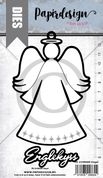 Papirdesign - Engel
