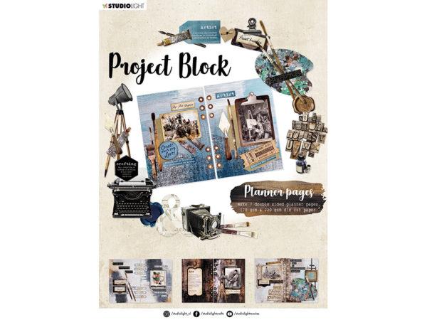 Studio Light - Studio Light Essentials Project block – Planner P Artist 03