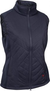 Catago classics softshell vest - Navy