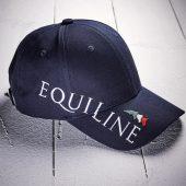 Equiline Caps - Navy