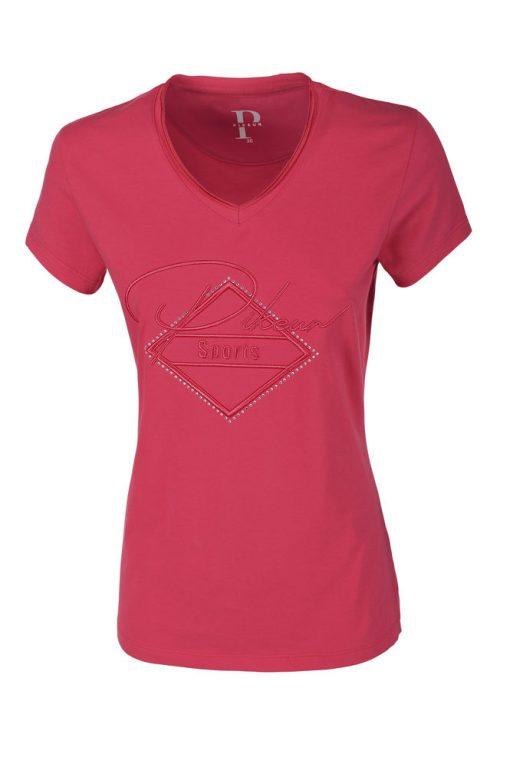 Pikeur Yva T-skjorte - Wild Berry