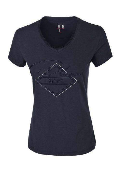 Pikeur Yva T-skjorte – Navy