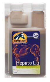 Cavalor Hepato Liquid 0,25L
