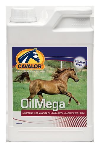 Cavalor Oilmega 2 L