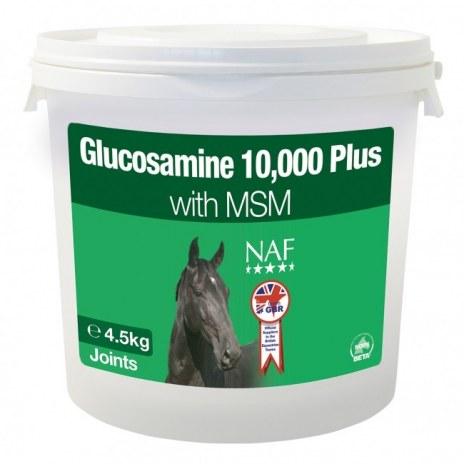 NAF Glucosamine 10,000 Plus m/ MSM – 4,5kg