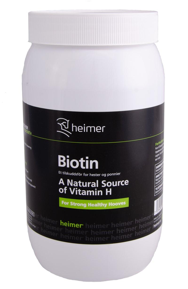 Heimer Biotin