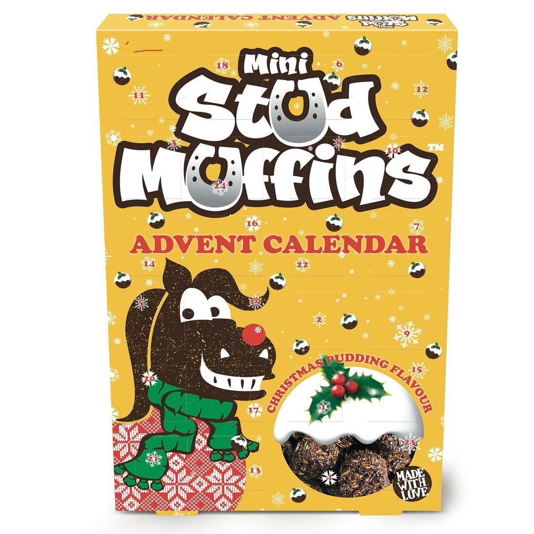 Stud Muffin Adventskalender
