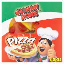 Gummi Zone Pizza 15g