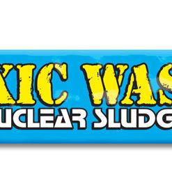 Toxic Waste Raspberry Chew Bar