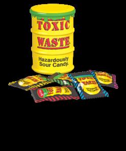 Toxic Waste Yellow