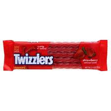 Twizzlers Strawberry 70gr