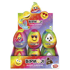 Bipmoji Super Suprise Egg 10g