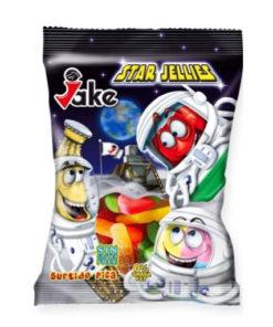 Jake Star Jellies 100g