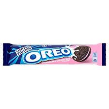 Oreo Strawberry Cheesecake 154gr