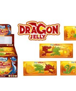 Vidal Dragon Jelly 33g