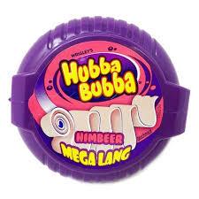 Hubba Bubba Himbeer Long Tape 56g