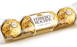 Ferrero Rocher 4stk 50gr