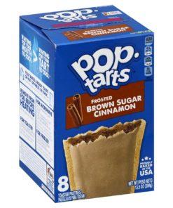 PopTarts Frosted Brown Sugar Cinamon 384g