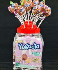 Yogueta Dessert Lollies 16g