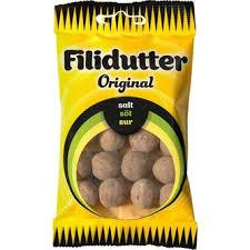 Konfekta Filidutter Original 65g