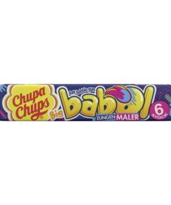 Chupa Chups Big Babol Tungemaler 27,6g