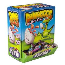 Fini Dino Eggs Gum 5g