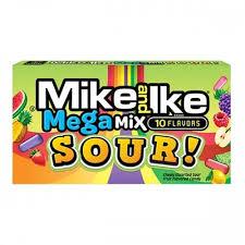Mike & Ike Megamix Sour 141g