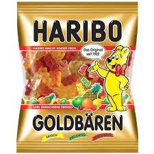 Haribo GoldBears 75g