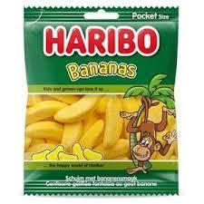Haribo Bananas 70g