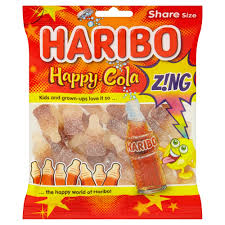Haribo Happy Cola Fizz 70g