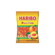 Haribo Happy Peaches 70g